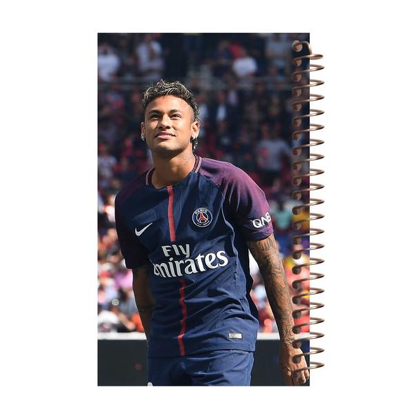 دفتر یادداشت آف تاب مدل Neymar کد 012
