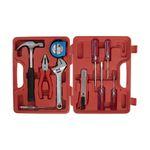 مجموعه 10 عددی ابزار جتک مدل JEB-F10 thumb
