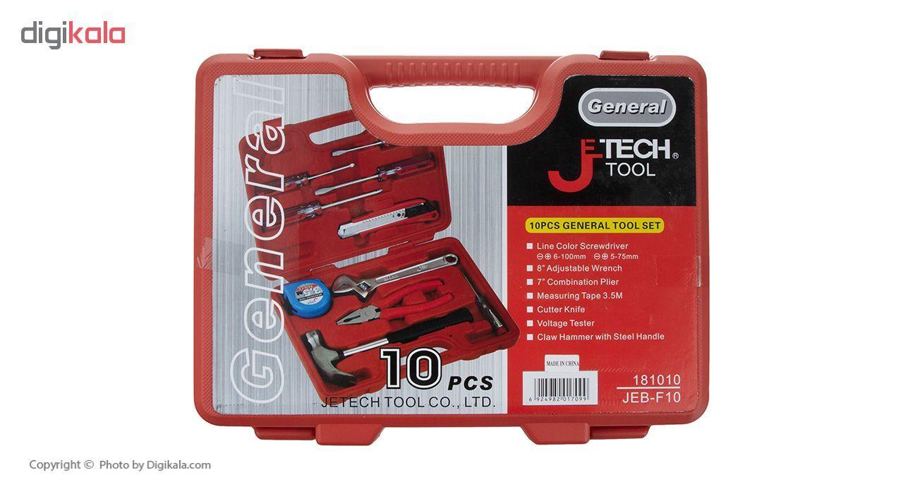 مجموعه 10 عددی ابزار جتک مدل JEB-F10 main 1 1