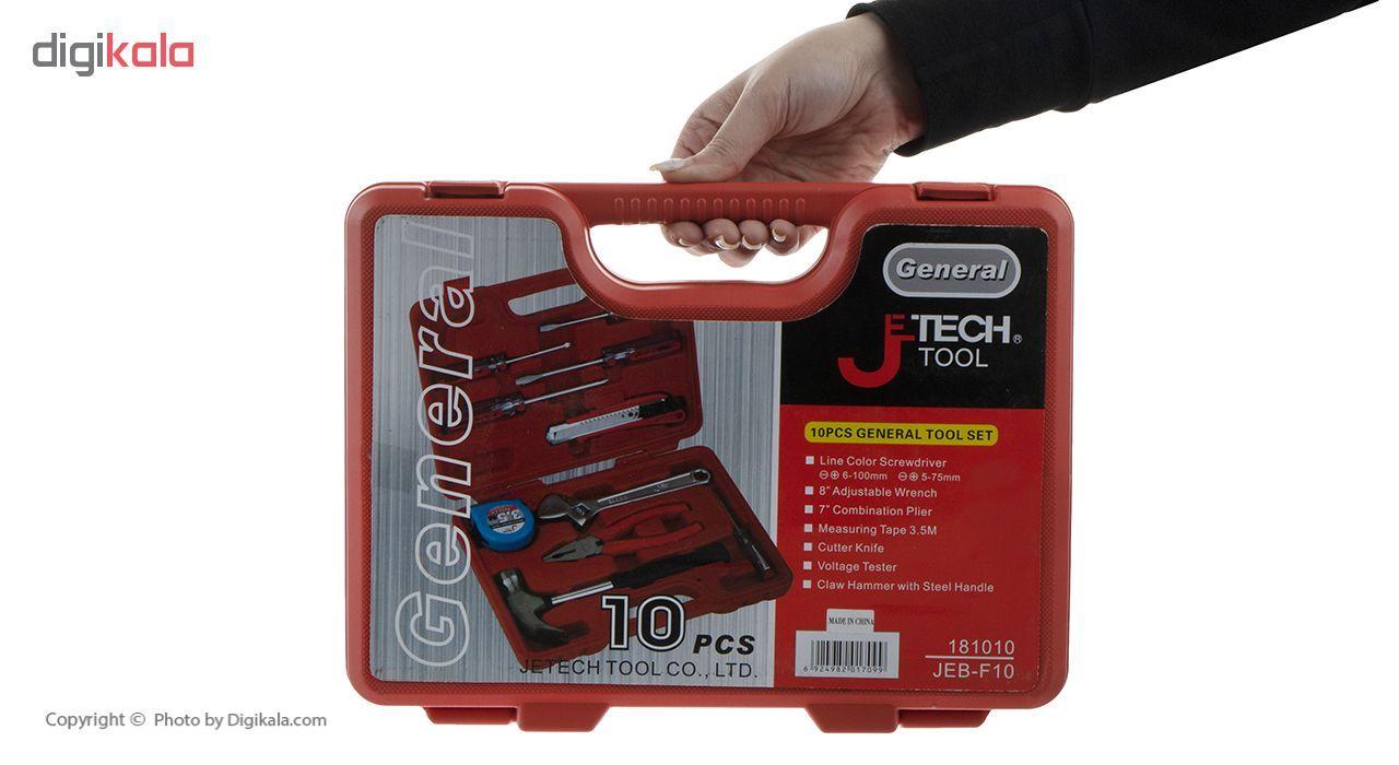 مجموعه 10 عددی ابزار جتک مدل JEB-F10 main 1 14