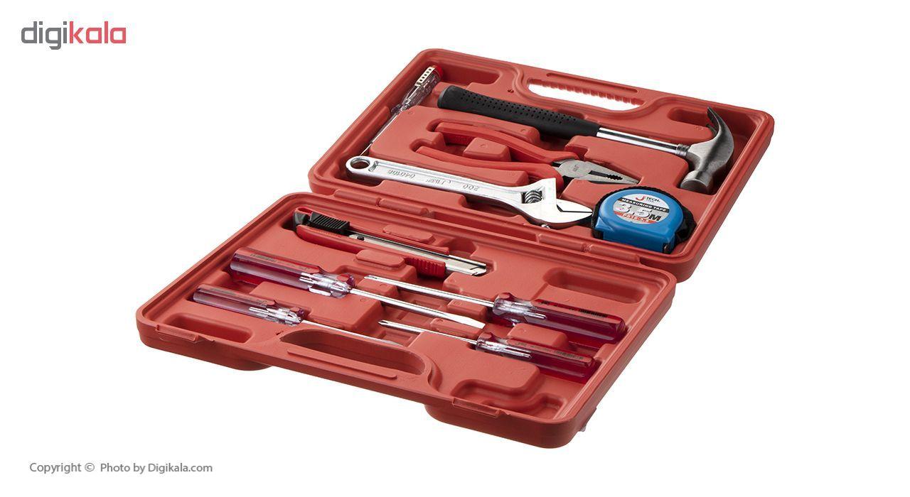 مجموعه 10 عددی ابزار جتک مدل JEB-F10 main 1 3