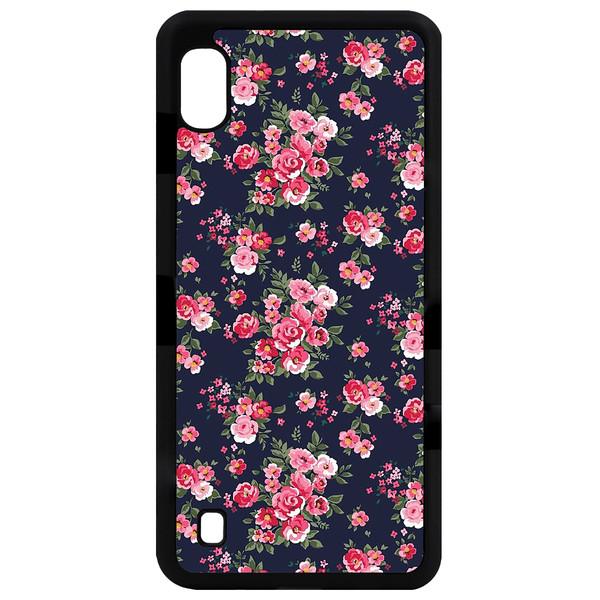 کاور طرح Flower مدل CHL50130 مناسب برای گوشی موبایل سامسونگ Galaxy A10