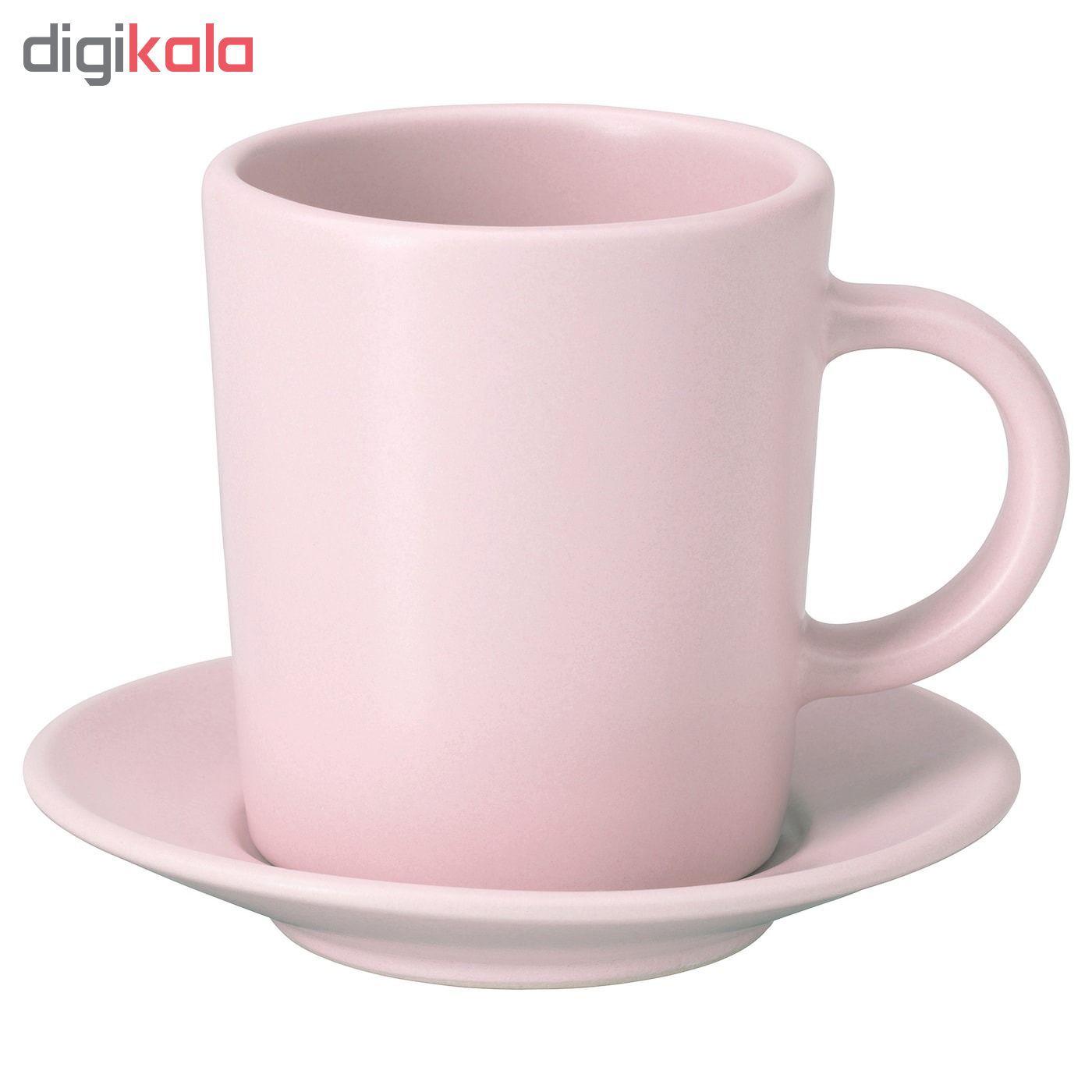 فنجان قهوه خوری ایکیا کد 004.240.18 main 1 10