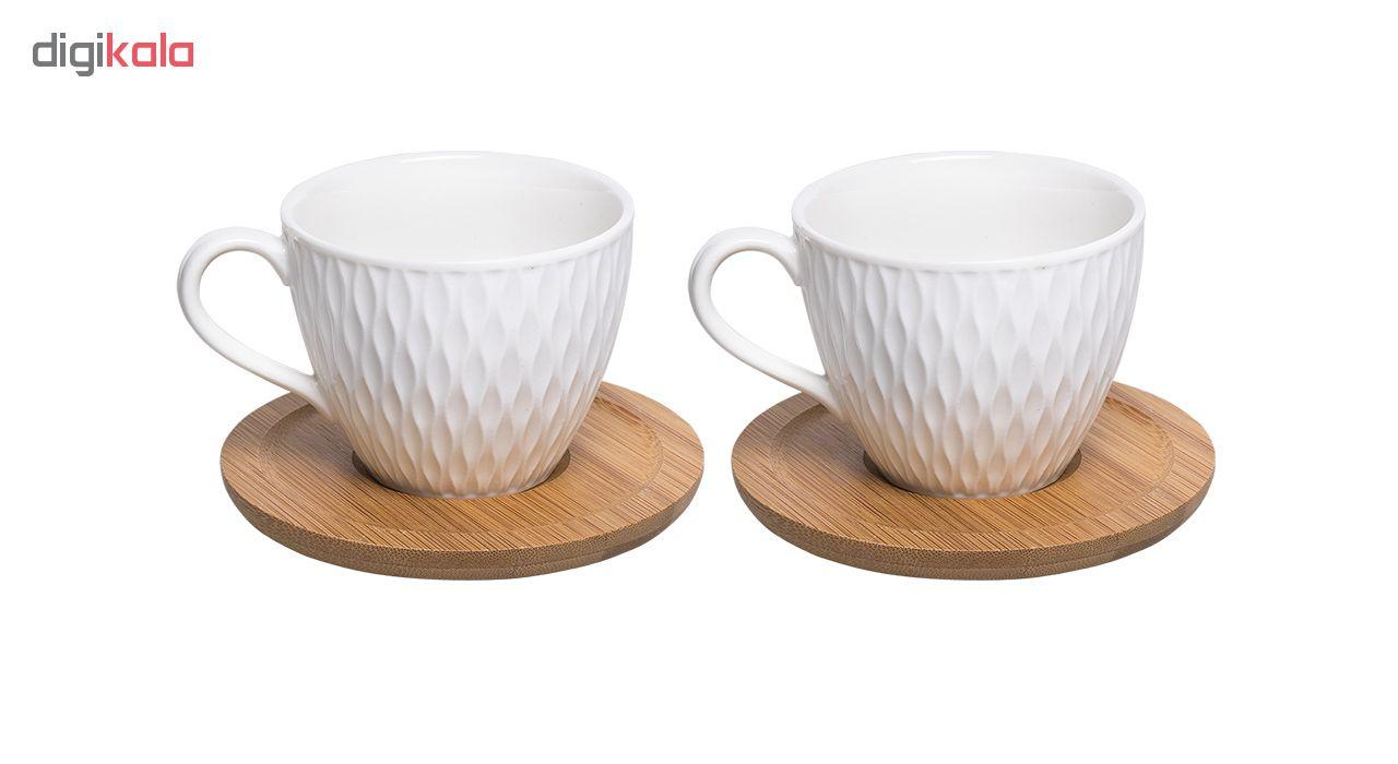 سرویس چای خوری 4 پارچه مکسی من کد 16104