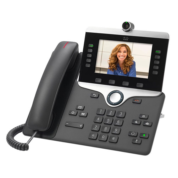 تلفن تحت شبکه سیسکو مدل CP-8865-3PCC-K9