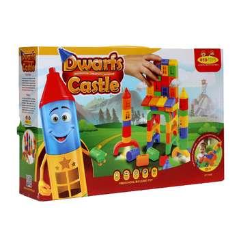 ساختنی طرح قلعه کوچولوها کد 135432