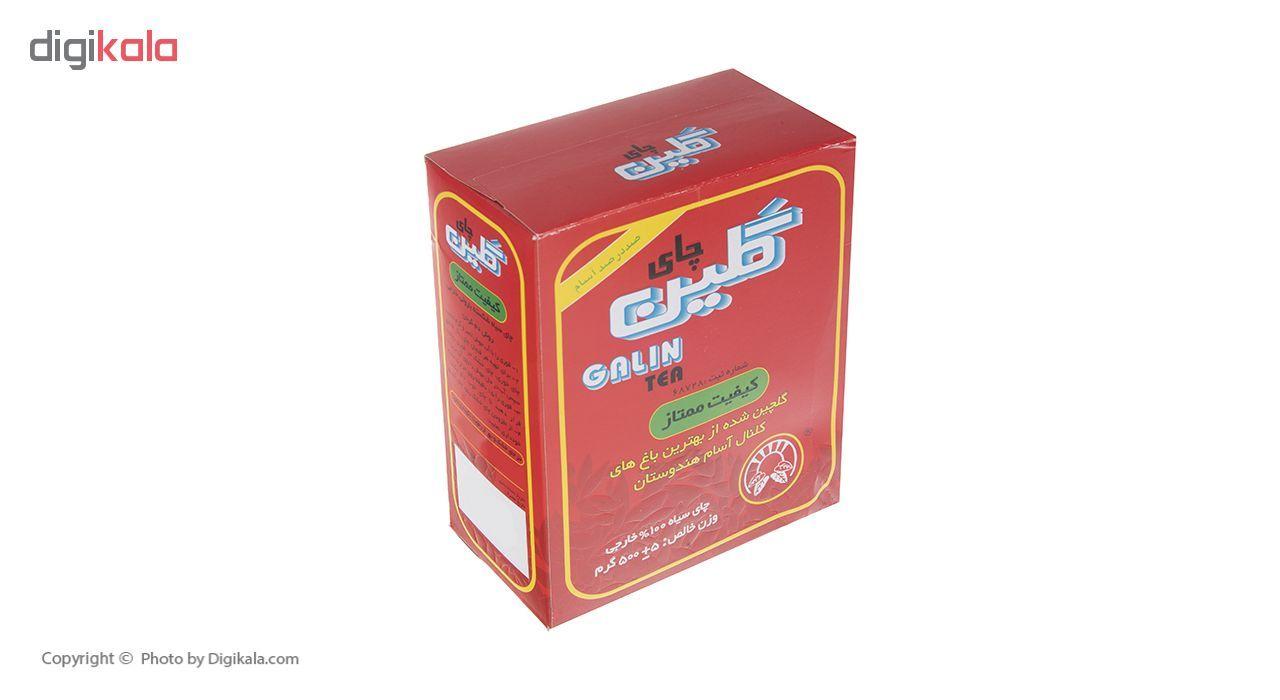 چای سیاه شکسته باروتی خارجی گلین 500 گرم main 1 5