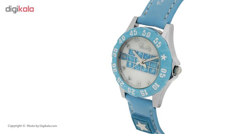 ساعت مچی عقربه ای بچگانه مدل TM-K011
