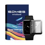 محافظ صفحه نمایش سومگ مدل SMG-G38 مناسب برای اپل واچ 38 میلی متری thumb
