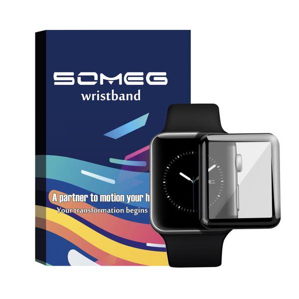محافظ صفحه نمایش سومگ مدل SMG-G38 مناسب برای اپل واچ 38 میلی متری