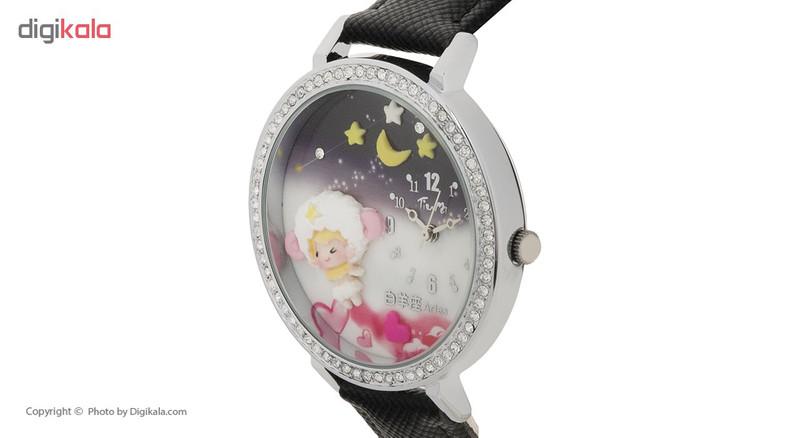 ساعت مچی عقربه ای دخترانه مدل TM-001-2