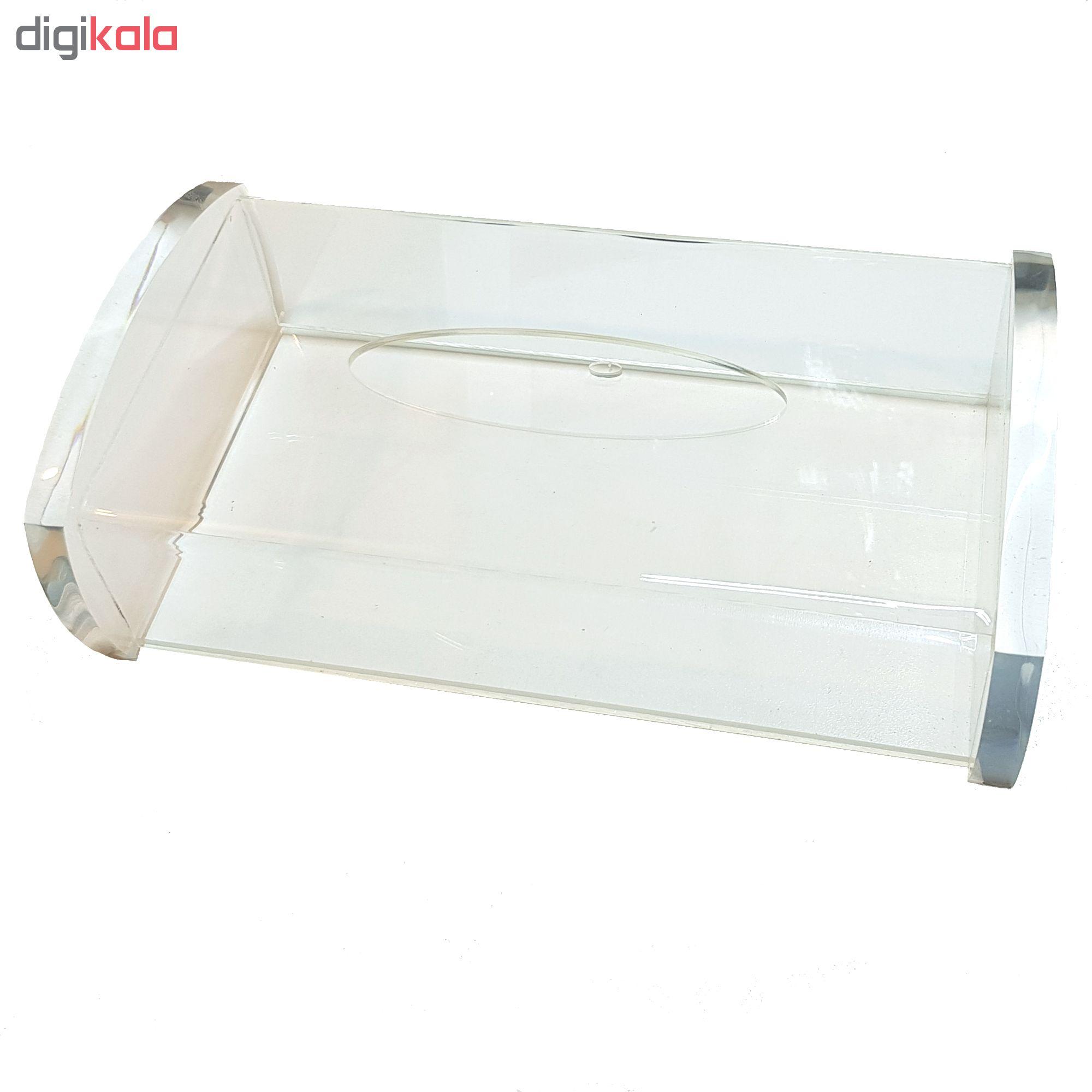 جعبه دستمال کاغذی مدل   23 -pl-000