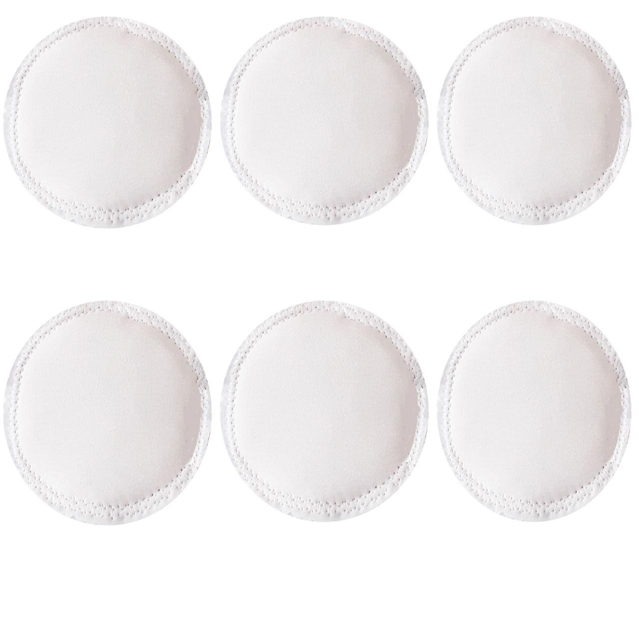 پد پاک کننده آرایش صورت مدل sensitive بسته ۶ عددی