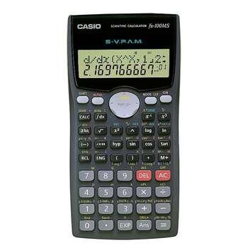 ماشین حساب کاسیو fx-100ms کد 113367