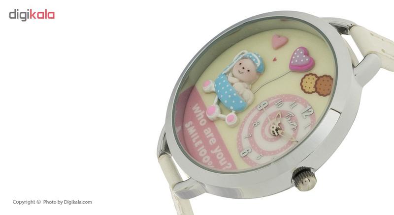 ساعت مچی عقربه ای دخترانه مدل TM-005-1