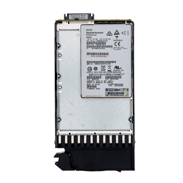 اس اس دی اینترنال اچ پی ای مدل MO0800JEFPB ظرفیت 800 گیگابایت