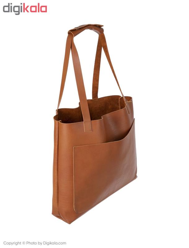 کیف دوشی زنانه بوته مدل B101