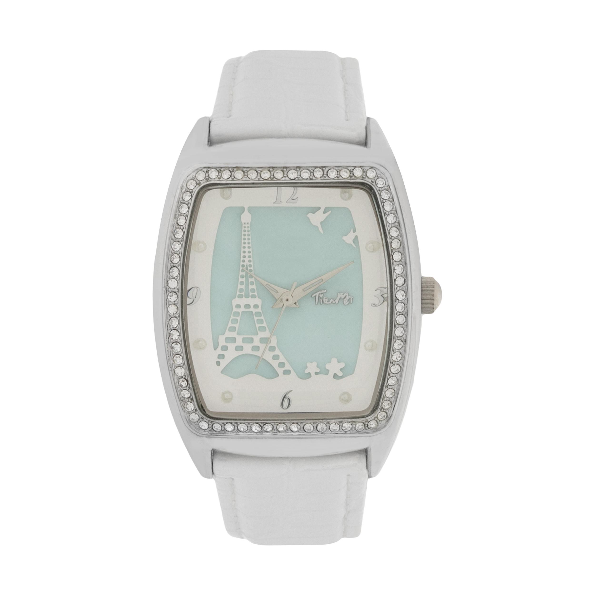 ساعت مچی عقربه ای دخترانه مدل TM-129