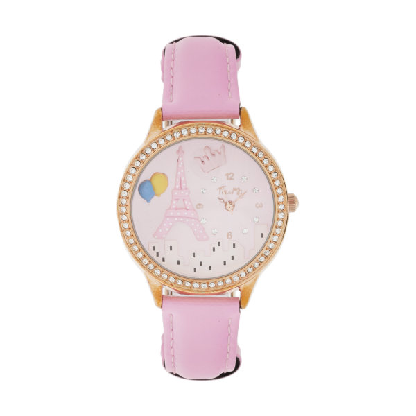 ساعت مچی عقربه ای دخترانه مدل TM-021