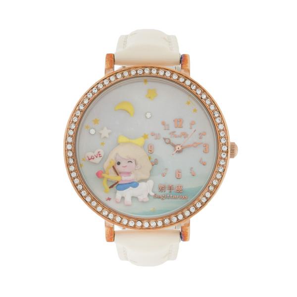 ساعت مچی عقربه ای دخترانه مدل TM-001-5