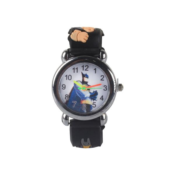 ساعت مچی عقربه ای طرح بت من