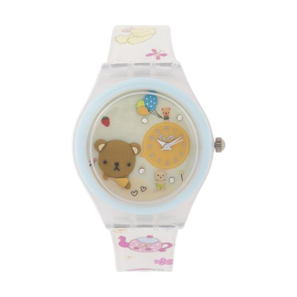 ساعت مچی عقربه ای دخترانه مدل TM-K005