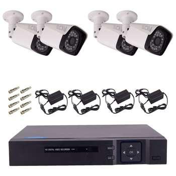 سیستم امنیتی  مدل AV-5000-4B