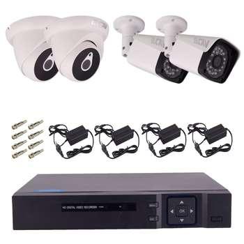 سیستم امنیتی  مدل AV-5000-2D-2B