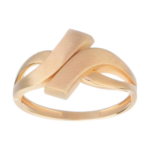 انگشتر طلا 18 عیار زنانه کانیار گالری کد AM14