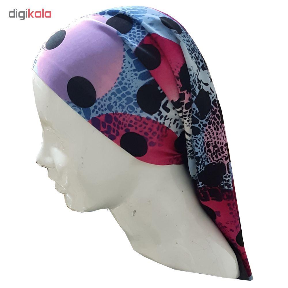 دستمال  سر و گردن مدل DAV 01