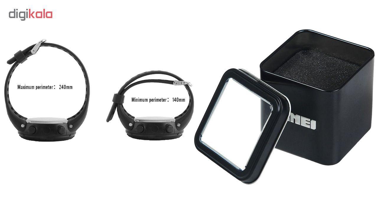 ساعت مچی دیجیتال اسکمی مدل A-1251 -  - 8