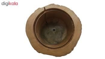 قندان چوبی مدل KH343