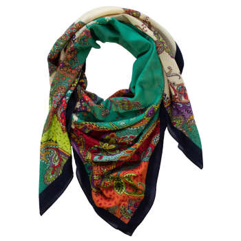 روسری زنانه برند اچارپ پاریس مدل فریما کد 0011