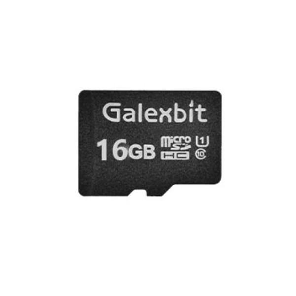 کارت حافظه microSDHC گلکسبیت مدل 333X کلاس 10 استاندارد UHS-I سرعت 50MBps ظرفیت 16 گیگابایت