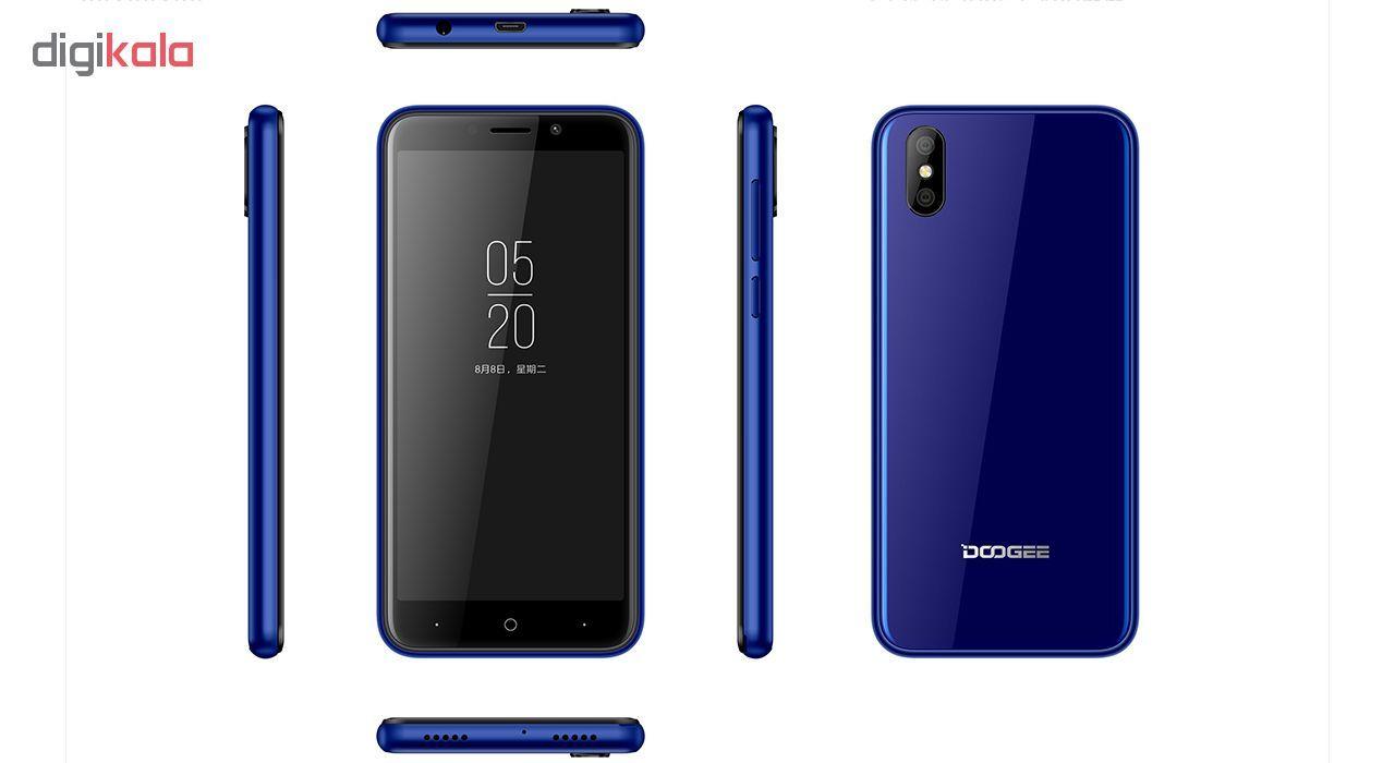 گوشی موبایل دوجی مدل X50L دو سیم کارت ظرفیت 16 گیگابایت main 1 4