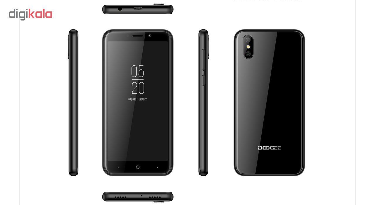 گوشی موبایل دوجی مدل X50L دو سیم کارت ظرفیت 16 گیگابایت main 1 2