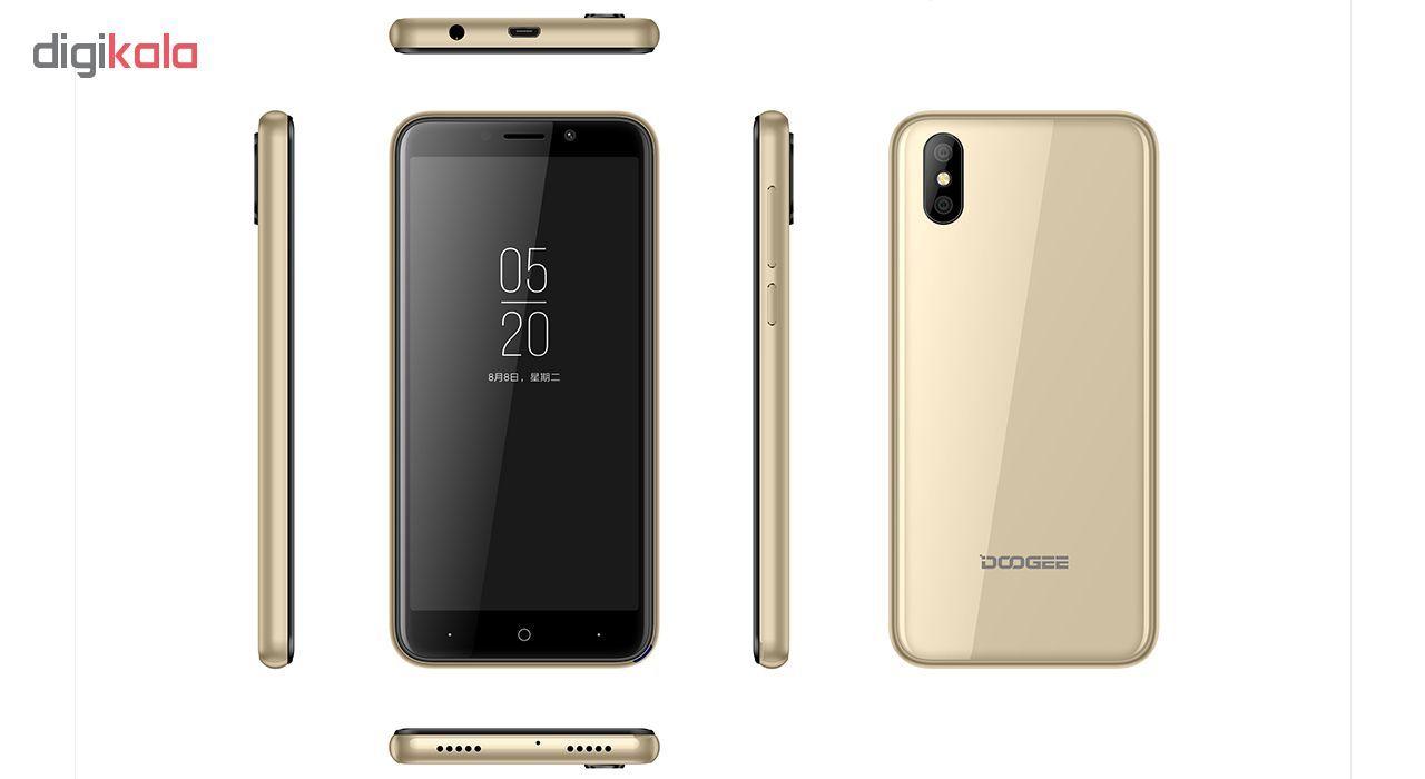 گوشی موبایل دوجی مدل X50L دو سیم کارت ظرفیت 16 گیگابایت main 1 3