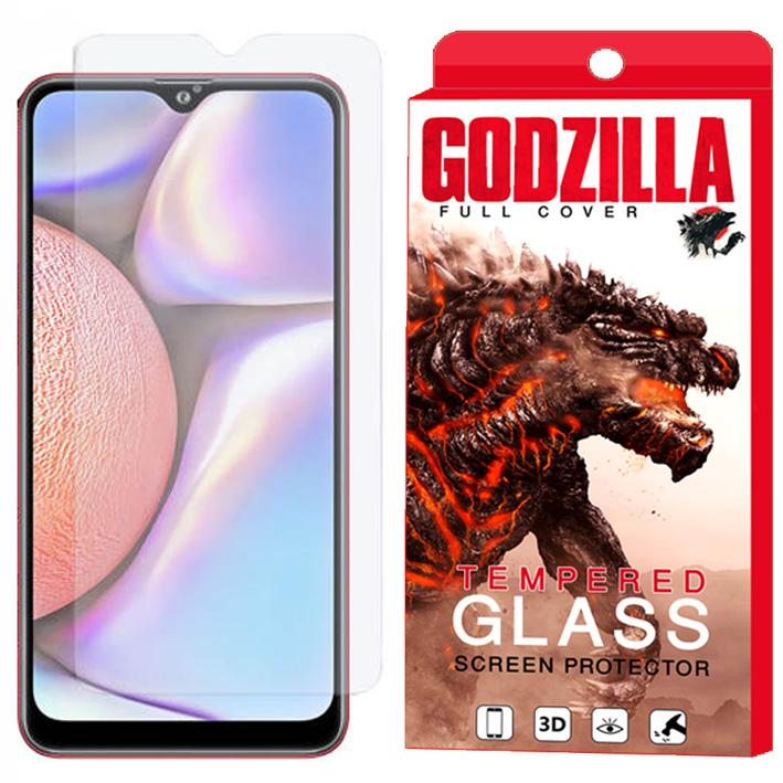 محافظ صفحه نمایش مات  گودزیلا مدل GGS مناسب برای گوشی موبایل سامسونگ Galaxy A10S