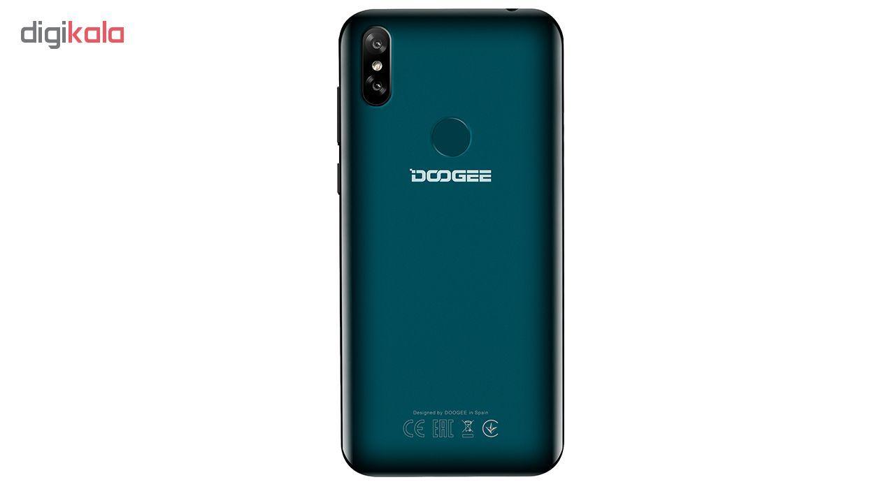 گوشی موبایل دوجی مدل X90L دو سیم کارت ظرفیت 32 گیگابایت main 1 1
