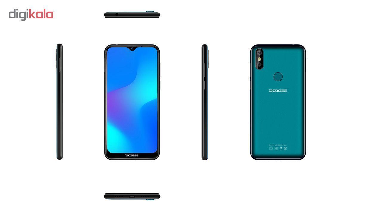 گوشی موبایل دوجی مدل X90L دو سیم کارت ظرفیت 32 گیگابایت main 1 11
