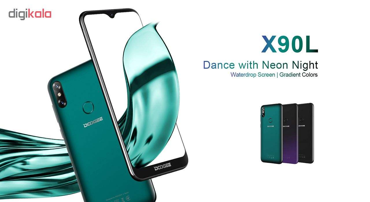 گوشی موبایل دوجی مدل X90L دو سیم کارت ظرفیت 32 گیگابایت main 1 13