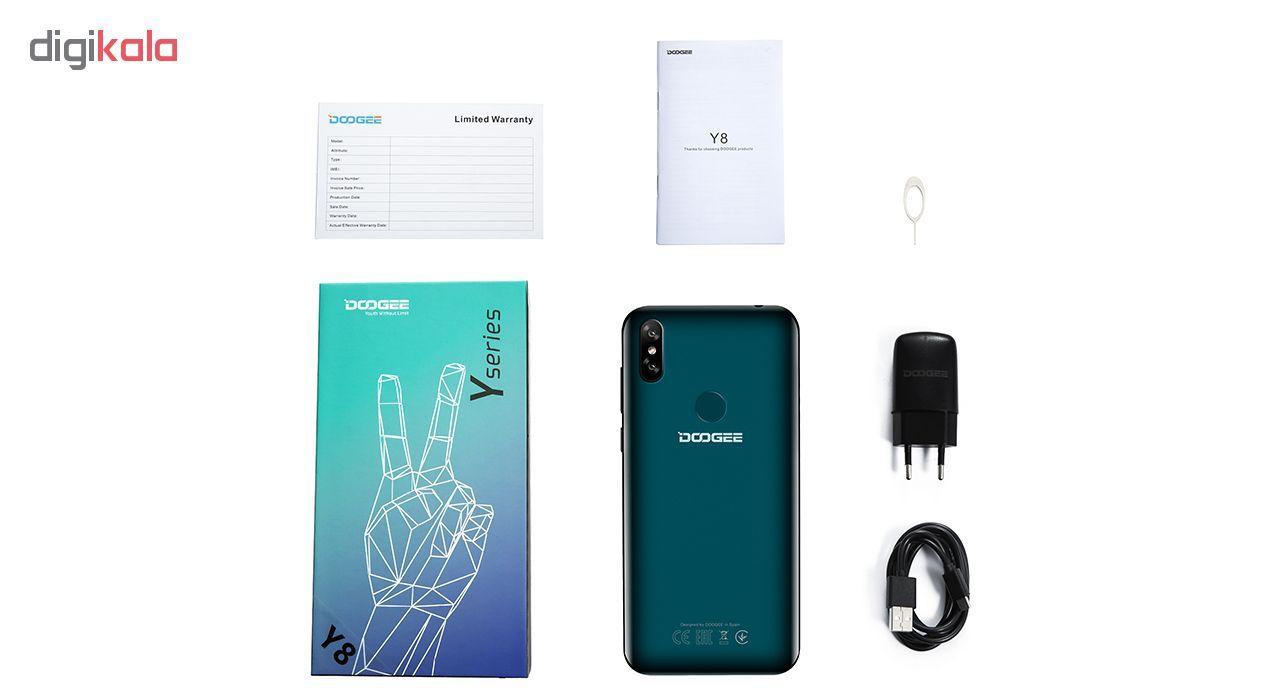 گوشی موبایل دوجی مدل X90L دو سیم کارت ظرفیت 32 گیگابایت main 1 14