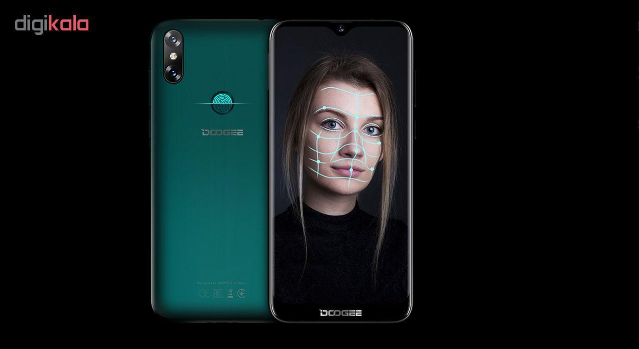 گوشی موبایل دوجی مدل X90L دو سیم کارت ظرفیت 32 گیگابایت main 1 16