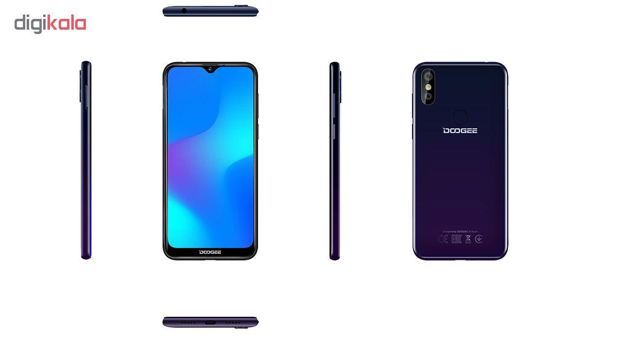 گوشی موبایل دوجی مدل X90L دو سیم کارت ظرفیت 32 گیگابایت main 1 19