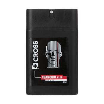 عطر جیبی مردانه کراس مدل  Barcode حجم 45 میلی لیتر