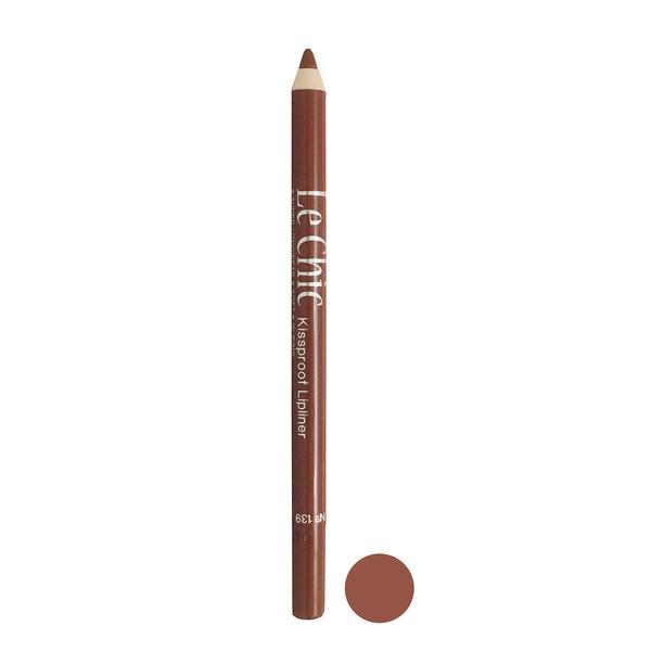 مداد لب لچیک شماره 139