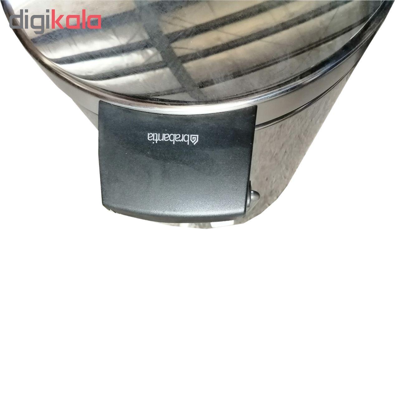 سطل زباله برابانتیا کد 479526 ظرفیت 12 لیتر main 1 4