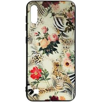 کاور طرح Flower کد 0196 مناسب برای گوشی موبایل سامسونگ Galaxy M10 / A10
