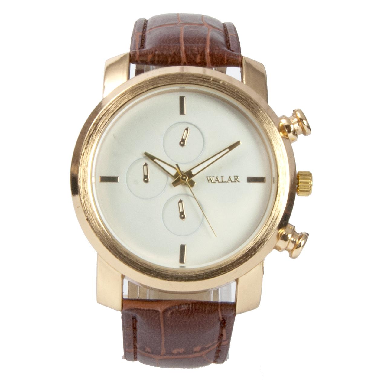 ساعت مچی عقربه ای مردانه والار مدل X14