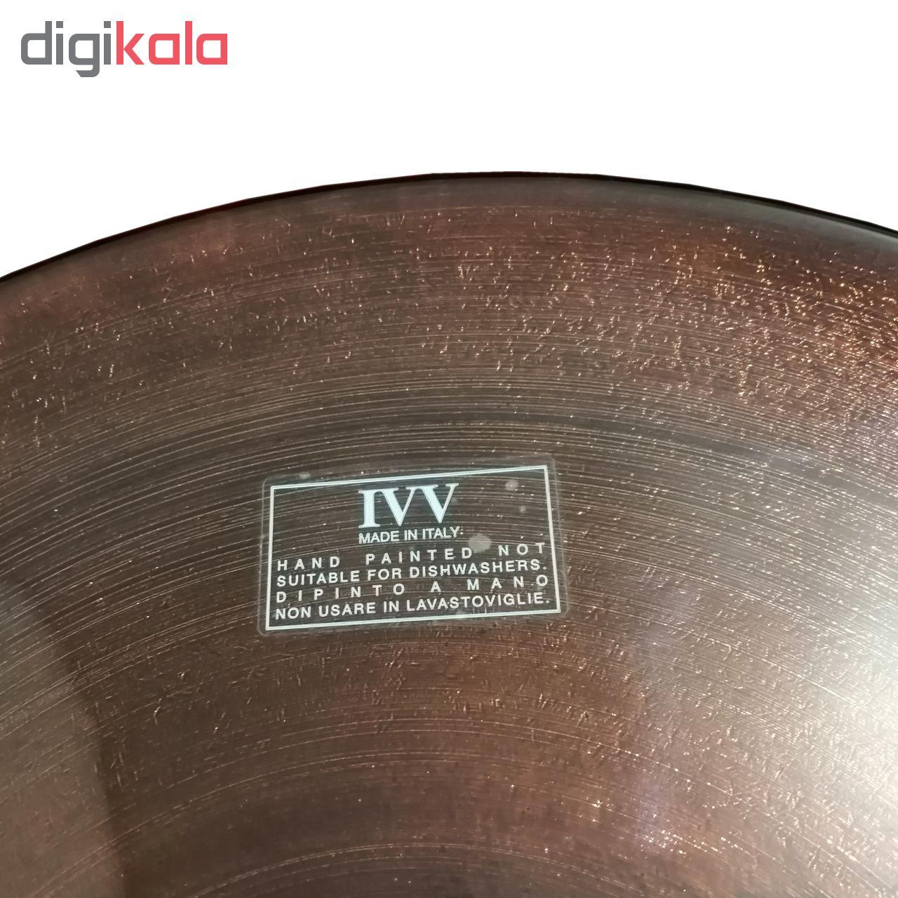خرید                      دیس شیشه ای آی وی وی کد 182544